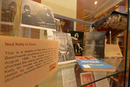 A special 175 exhibition of books and images showcases a range of artefacts spanning the entire history of the Court.