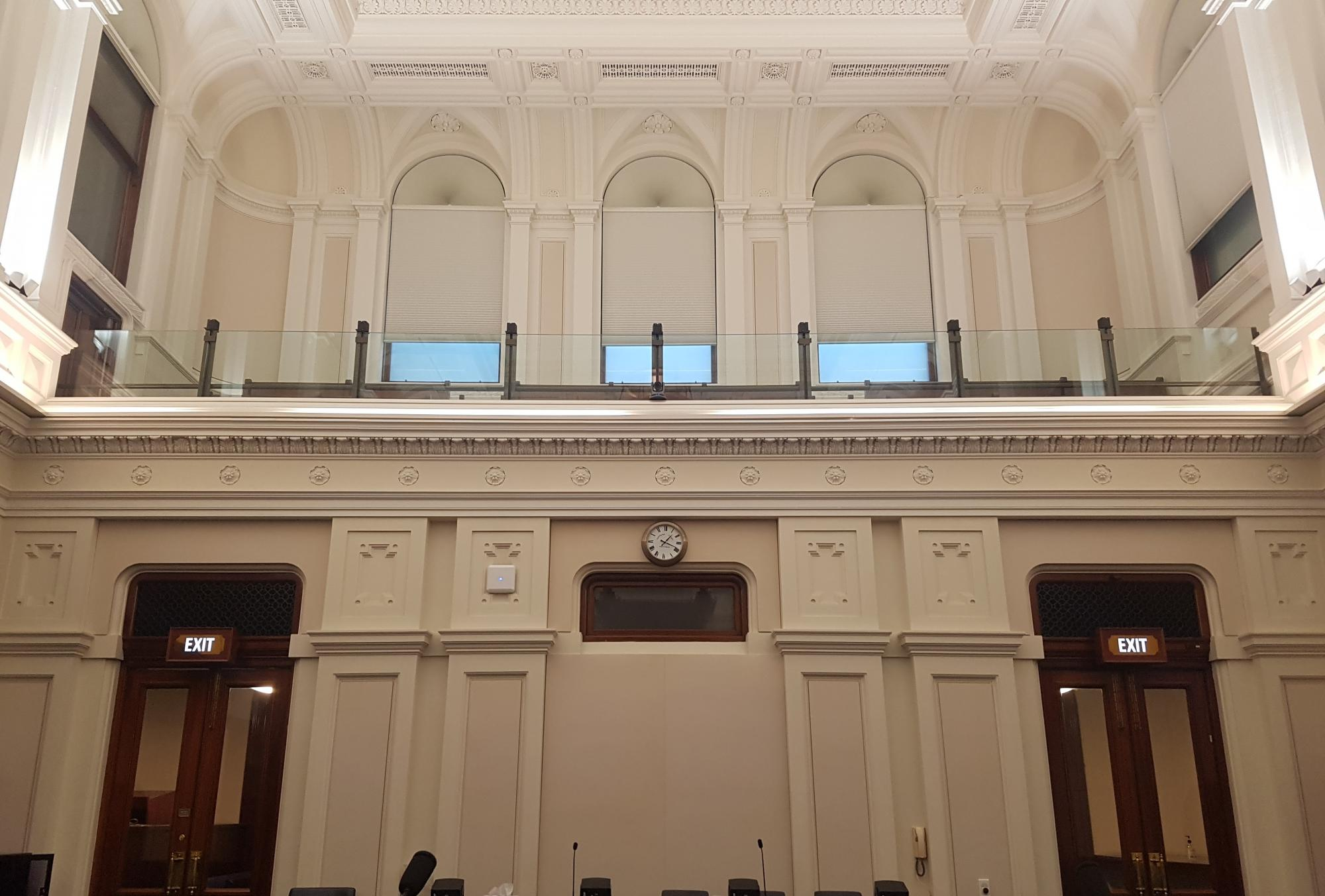 Court 11 in the Supreme Court of Victoria